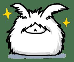 Angorabbit sticker #172416