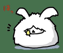 Angorabbit sticker #172420