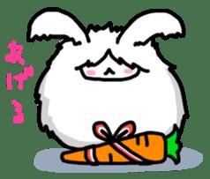 Angorabbit sticker #172425