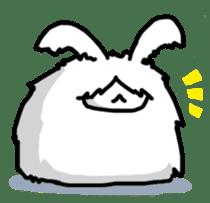 Angorabbit sticker #172426
