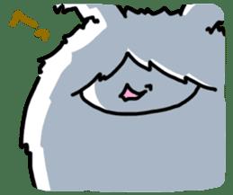 Angorabbit sticker #172427