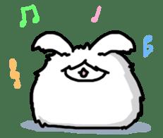 Angorabbit sticker #172430