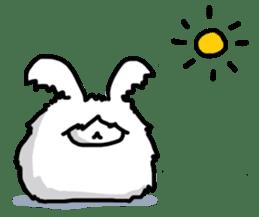Angorabbit sticker #172431