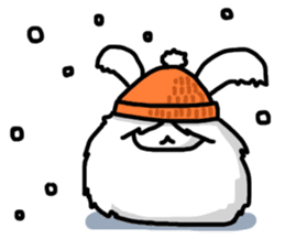 Angorabbit sticker #172435
