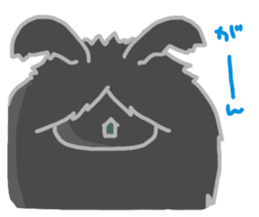 Angorabbit sticker #172440