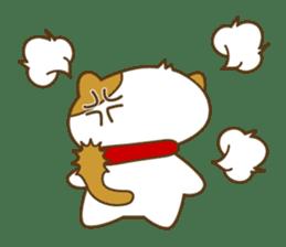 Fuchitta's brassy life sticker #172509