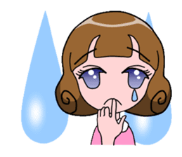 Daily Kumi-chan sticker #172933