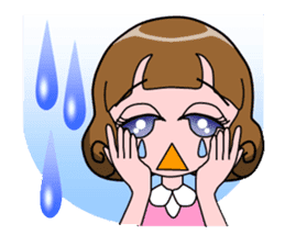 Daily Kumi-chan sticker #172935