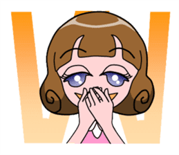Daily Kumi-chan sticker #172938