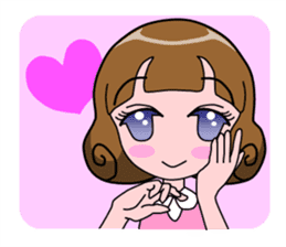 Daily Kumi-chan sticker #172953