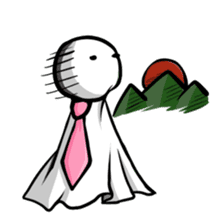 terutai-bozu sticker #174139