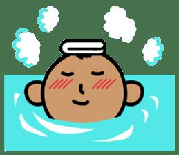 Surfer Taro sticker #176551