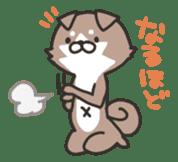 shibainu&tebasakisan sticker #176681