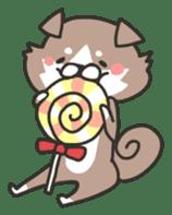 shibainu&tebasakisan sticker #176700