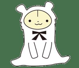 Kemogurumi sticker #176842