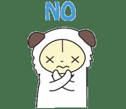 Kemogurumi sticker #176845