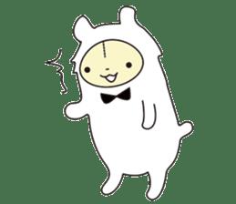 Kemogurumi sticker #176850