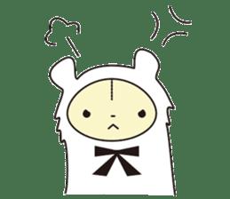 Kemogurumi sticker #176860
