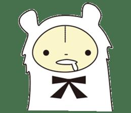 Kemogurumi sticker #176861