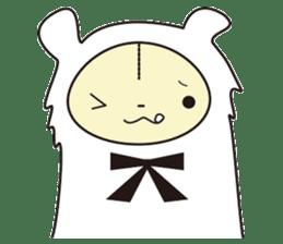 Kemogurumi sticker #176862