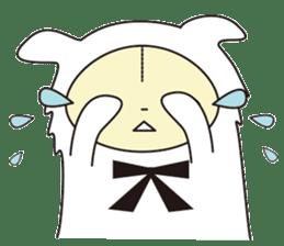 Kemogurumi sticker #176868