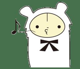 Kemogurumi sticker #176870