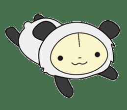 Kemogurumi sticker #176875