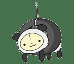 Kemogurumi sticker #176879