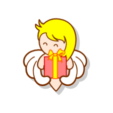 Little angel Clio sticker #177022