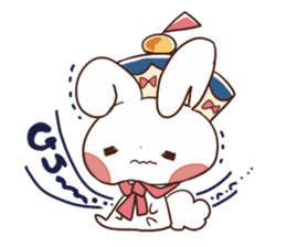 Yukimochi & friends sticker #178227