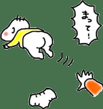 Feeling of baby sticker #179933