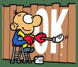 kee-bou sticker #180209