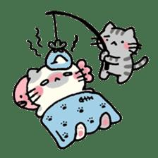 nyankoro-san.2 sticker #180698