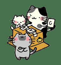 nyankoro-san.2 sticker #180703