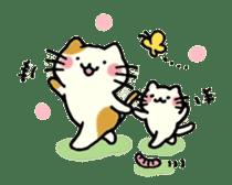 nyankoro-san.2 sticker #180719