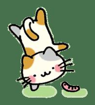 nyankoro-san.2 sticker #180724