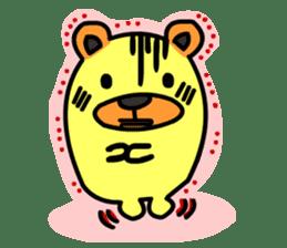 Crazy Bear sticker #180843