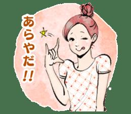 GIRL'S TALK2 sticker #181266