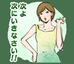 GIRL'S TALK2 sticker #181280