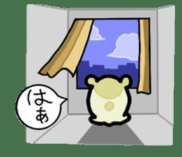 hip hamster tenco sticker #181333