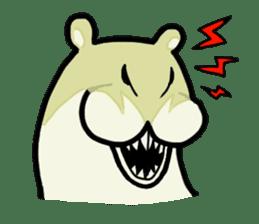 hip hamster tenco sticker #181338