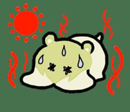 hip hamster tenco sticker #181341