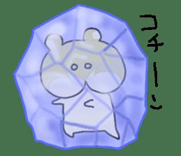 hip hamster tenco sticker #181342
