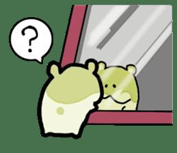 hip hamster tenco sticker #181344