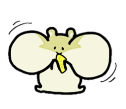 hip hamster tenco sticker #181363