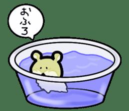hip hamster tenco sticker #181366