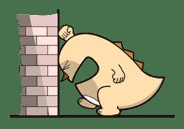 P.P.Dino. sticker #181750