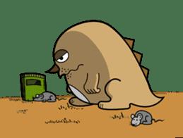 P.P.Dino. sticker #181752