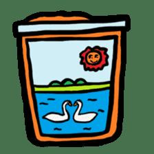 BABU series NO.31 SMOOTHY sticker #182024