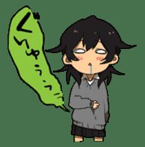 machikado rendezvous sticker #182515